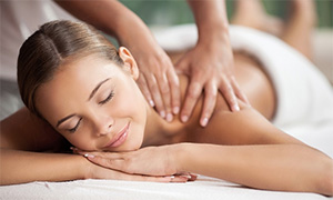 Massage at Contemporary Women's Health Medical Spa